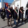 Gravina presente alla marcia della pace in Puglia