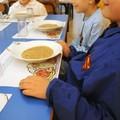 Mensa don Saverio Valerio: i bambini pranzano sempre con menù rosso