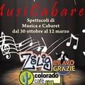 Sabato 30 ottobre: musica a teatro Vida