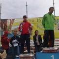 Nella 21 km di Bari, Gravina sale sul podio.