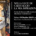 """Evento di chiusura per la mostra """"Nella luce di Caravaggio la mia ispirazione"""" di Michele Nardiello"""