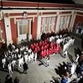 """L'istituto Santomasi-Scacchi ha festeggiato il """"Natale lungo il corso"""""""
