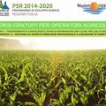 Corsi gratuiti per operatori agricoli