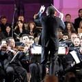 L'Orchestra Sinfonica della Provincia di Bari a Roma dal Papa
