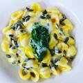 """Ricetta Salata """"Orecchietta d'Autunno"""", dalla terra alla cucina"""