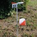 Orienteering, gara dimostrativa a Gravina