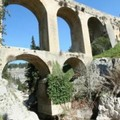 Il ponte acquedotto settecentesco orsiniano della Madonna della Stella