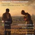 L'eclettica Elisa Lucarelli alla Fondazione Santomasi
