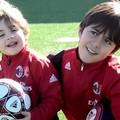 Il Milan cerca talenti nel nostro territorio