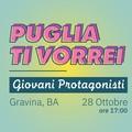"""""""Puglia ti vorrei"""": un incontro in Comune con i """"Giovani Protagonisti"""""""