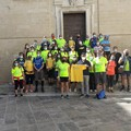 "La  ""Run for Parkinson"" ha fatto tappa a Gravina"