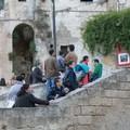 Grande affluenza nella chiesa-grotta dedicata all'Arcangelo Michele