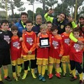 L'Olimpia calcio conquista la Gazzetta Cup 2016 di Bari
