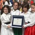 """La scuola primaria gravinese """"San Domenico Savio"""" vince il """"Premio San Carlo"""""""