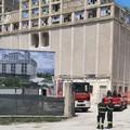 Silos, ispezione dei vigili del fuoco