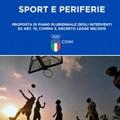 """Bando """"Sport e Periferie"""", Gravina ci sarà?"""