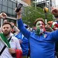 Italia- Inghilterra, a Gravina si intensifica la sicurezza