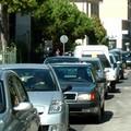 Congestionamento del traffico in zona P.I.P.
