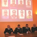 Arrestati nove rumeni per furto di cavi di rame