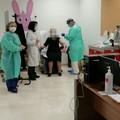 Vaccinazioni sospese in Puglia