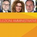 Amministrative 2017: candidati a confronto