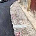 L'opposizione denuncia alla soprintendenza lo scempio di via Porticella