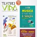 10 anni di Vida. Il teatro gravinese festeggia dal 25 al 27 ottobre i 10 anni di apertura con tre serate di spettacoli