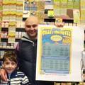 Vincita di 500 mila euro alla Tabaccheria di Michele D'Alonzo