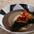 Ricetta Salata "Zuppa di legumi e cime di rapa"