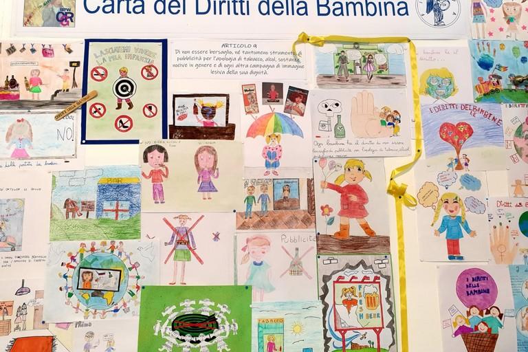 Carta dei diritti della Bambina - Fidapa