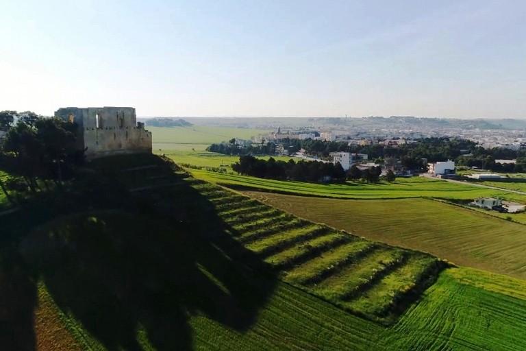 Castello - foto FB Linea verde