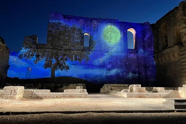 Castello - rappresentazione Don Giovanni