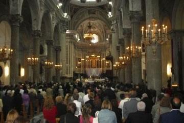 celebrazione messa