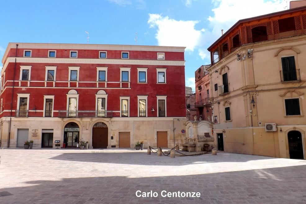 centro storico Gravina