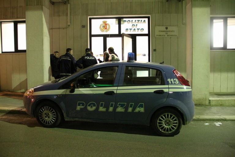 Polizia -commissariato