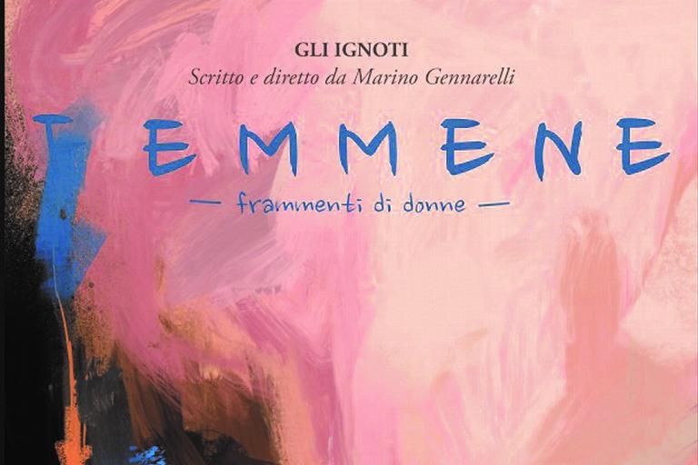Femmene- compagnia teatrale Gli Ignoti