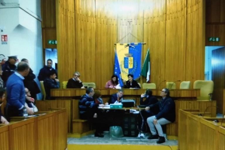 consiglio comunale 3 dic