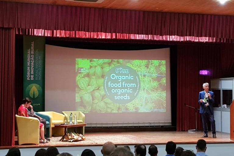 Pnam al congresso dei bio distretti- Portogallo