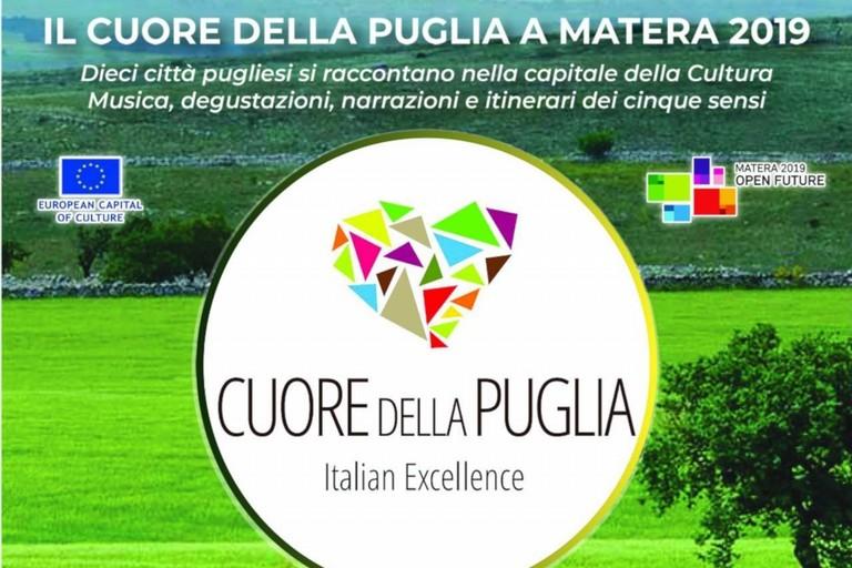 cuore della Puglia a Matera