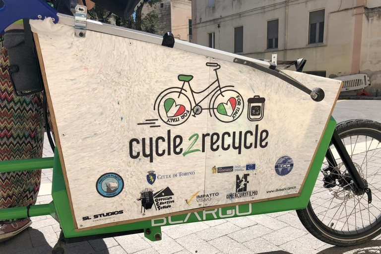 cycle to recycle