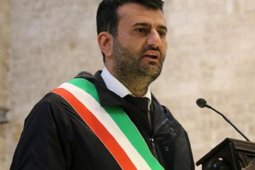 Antonio Decaro, sindaco della Città Metropolitana di Bari