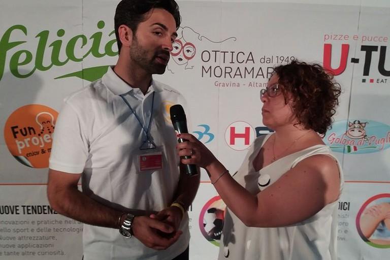 Intervista a Christian Divella