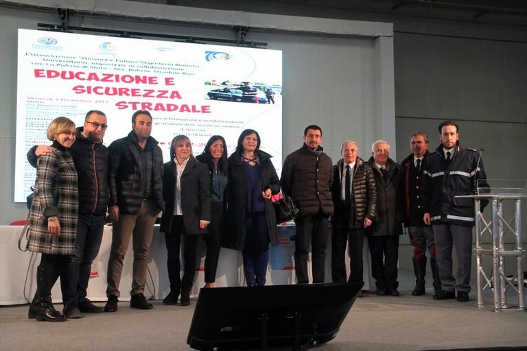 Seminario sull'educazione e la sicurezza stradale
