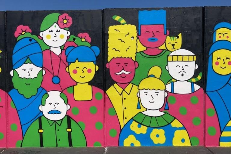 family day andriani- murales Nico 189