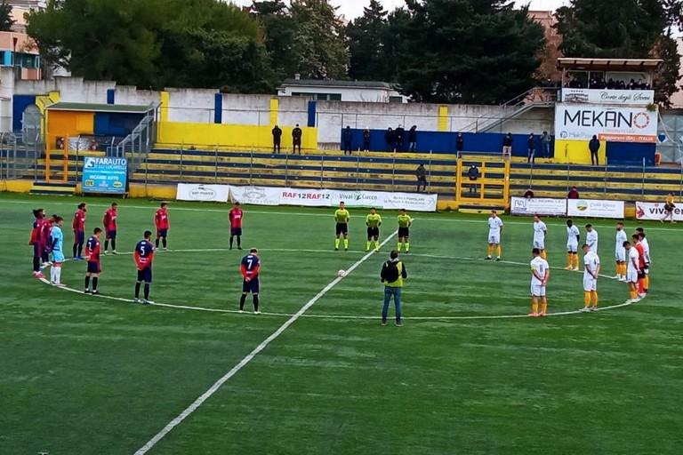 nella foto: Fbc vs Taranto