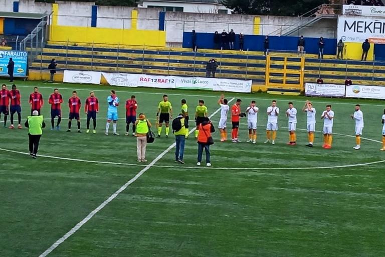 foto partira andata Fbc vs Taranto