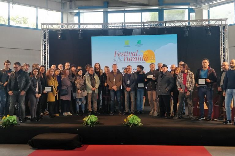 Chiusura del Festival della ruralità