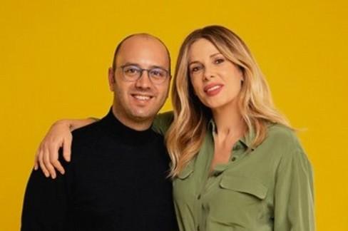 Francesco andriani e Alessia Marcuzzi