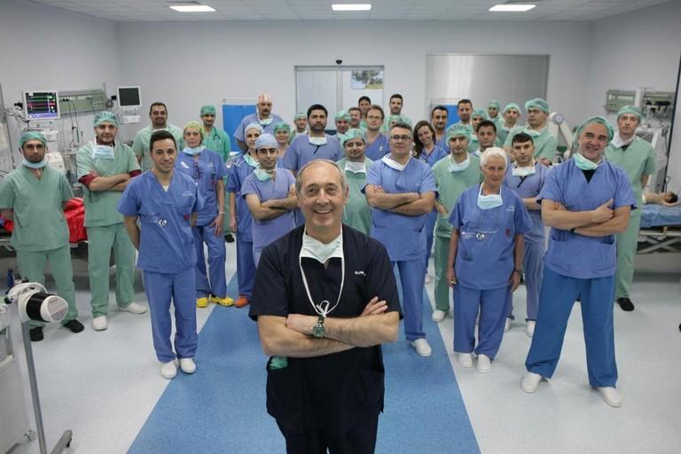 Cardiochirurgo Alessandro Frigiola