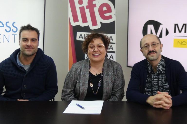 Gianni D'Addario e Donato Paternoster intervistati da GravinaLife